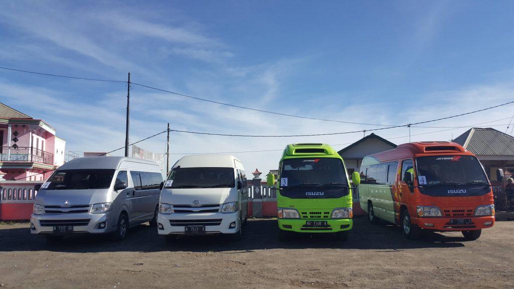 Sewa Mobil Malang Isuzu Elf Dan Toyota Hiace
